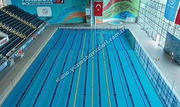 Mehmet Akif Ersoy Kapalı Yüzme Havuzu